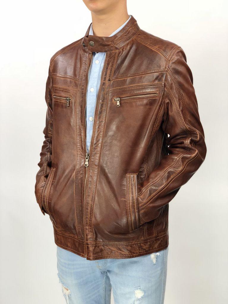 697ed7a453 101 férfi antikolt bőrdzseki – Bőrkabát és bőrdzseki a gyártótól