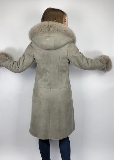b7c59096c3 NICOL1 női irhakabát – Bőrkabát és bőrdzseki a gyártótól