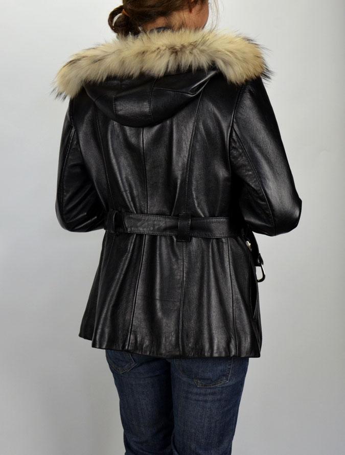 MANDY női kapucnis bőrkabát – Bőrkabát és bőrdzseki a gyártótól 9b02ab2910