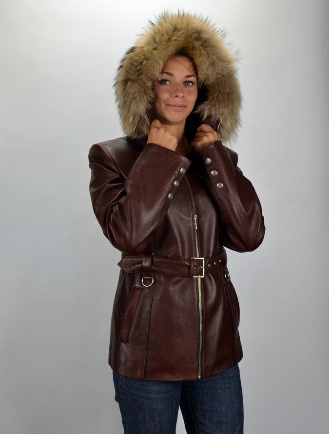 MANDY színes női divatos bőrkabát MANDY színes női divatos bőrkabát ... 71e05eac19