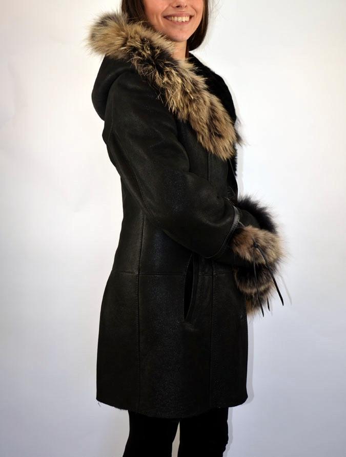 NICOL 2 női irhakabát – Bőrkabát és bőrdzseki a gyártótól b25447c3f5
