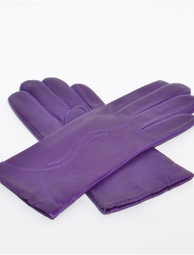 Női lila bőrkesztyű – Bőrkabát és bőrdzseki a gyártótól 5b264e102f