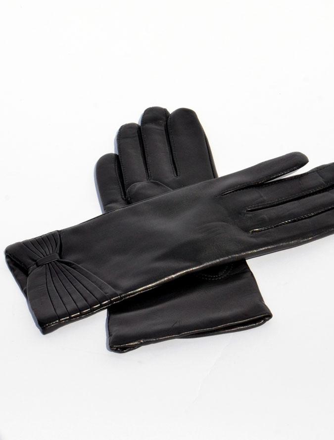 Női masnis bőrkesztyű – Bőrkabát és bőrdzseki a gyártótól dd29164b78