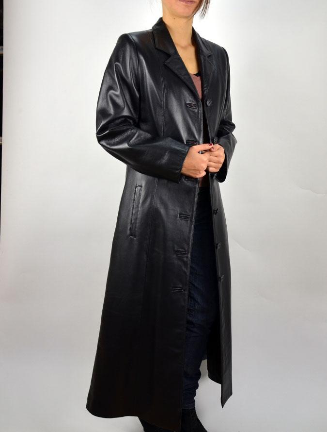WESTERN hosszú női bőrkabát – Bőrkabát és bőrdzseki a gyártótól 522dbb4f30